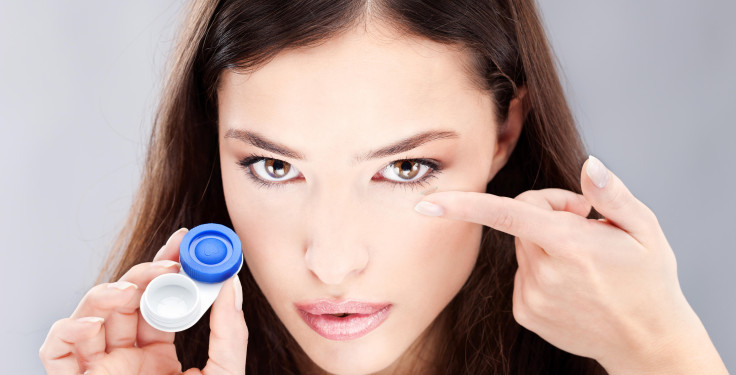 lentes cosméticas