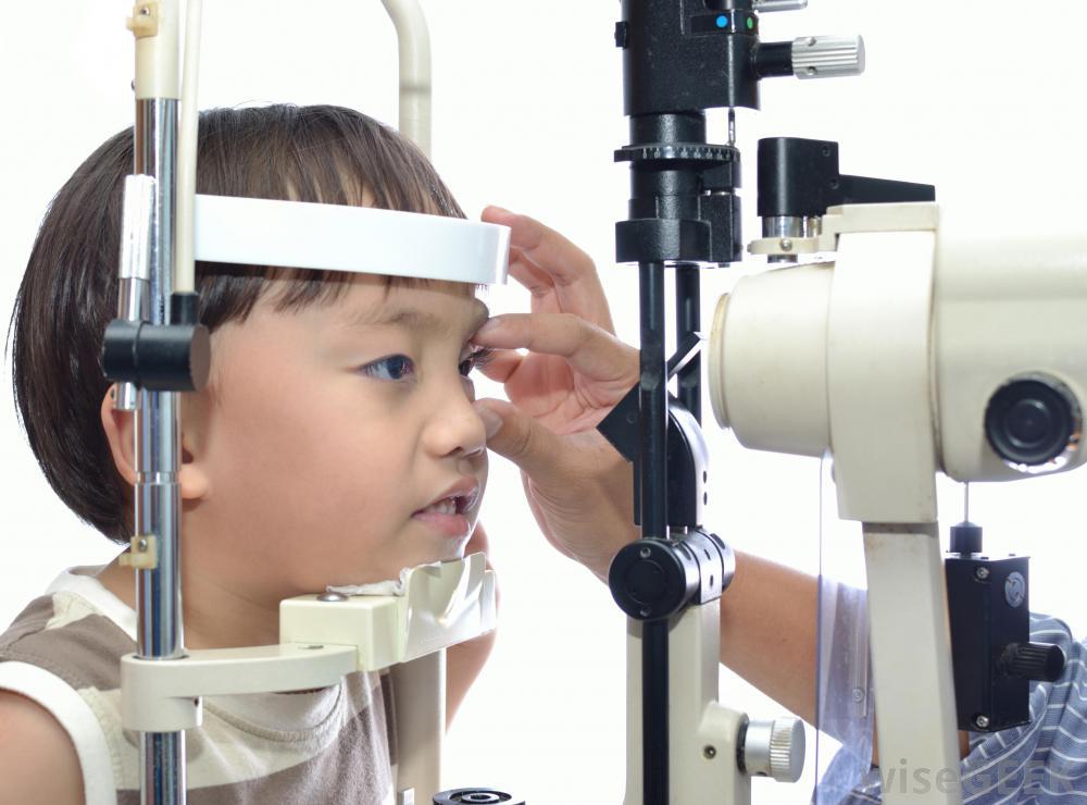 check up oftalmológico