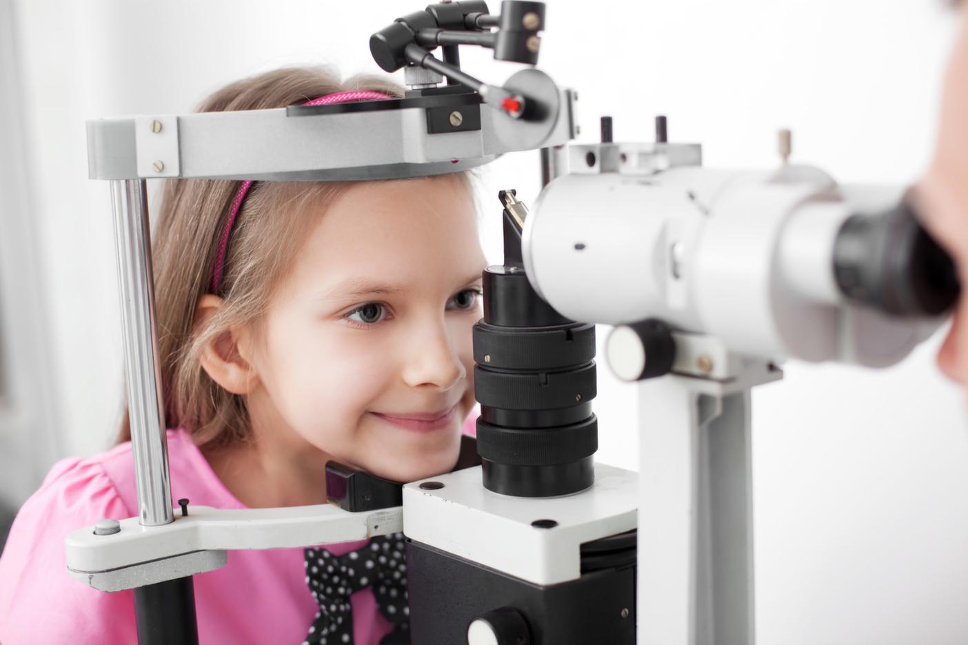 check up oftalmologico