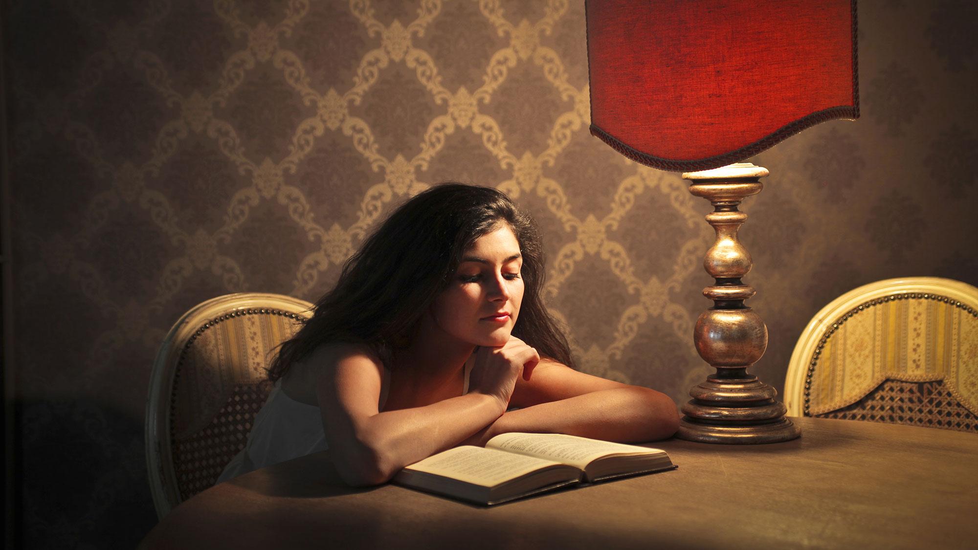 ler a noite