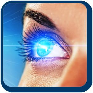 laser cirurgia icone