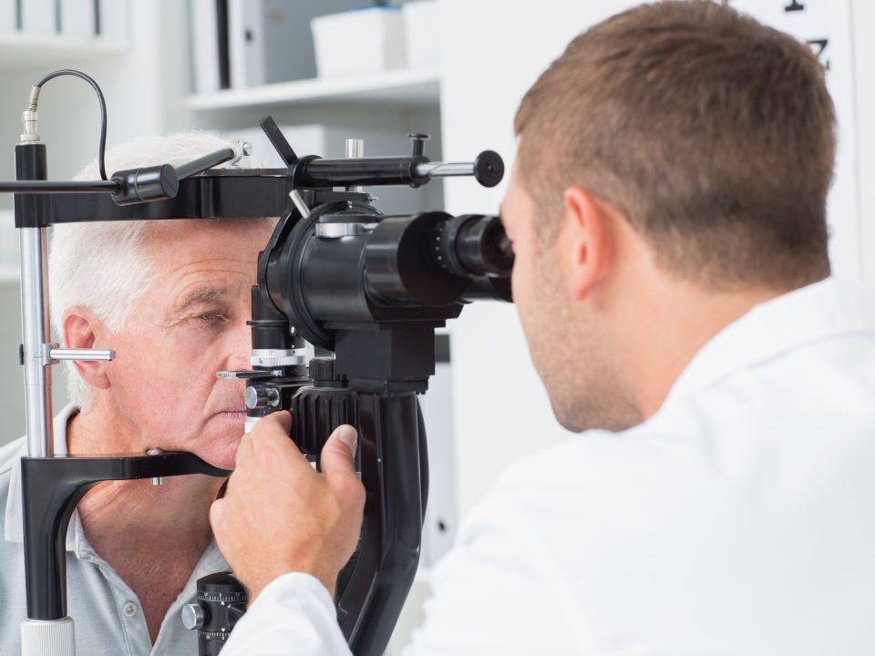 Glaucoma: diagnóstico e tratamento