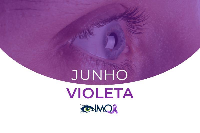 Campanha Junho Violeta 2021